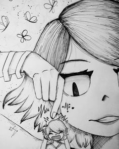 •Busco las maneras de que entiendas que todo esto es culpa tuya. #LucyMemories #illustration #art #AlexMemories #draw #sketch #ink #tintachina #paper #traditionalart #originalcharacter #personaje #drawing #ilustracion #support Tinta China, Memories, In This Moment, Drawing, Creative, Illustration, Art, Blame, Character