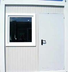 Containere dormitor izolate