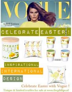 """""""Celebrate Easter with Vogue !"""" by iphilips on Polyvore"""
