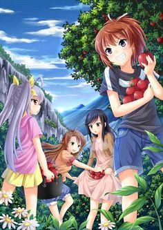58 Best Non Non Biyori Images Non Non Biyori Anime Manga