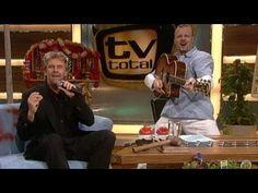 Howard Carpendale und sein größter Fan Stefan Raab - TV total