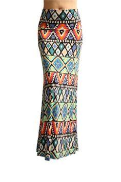 Azules Women'S Poly Span Multi-Color Aztec Print Maxi Skirt - C01 Aztec L Azules,http://www.amazon.com/dp/B00EI1VKM4/ref=cm_sw_r_pi_dp_EVoisb1D3NS4NPJP