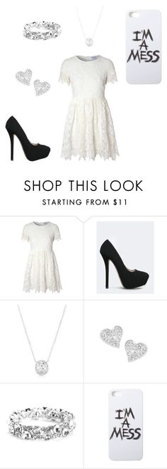 """""""Untitled #195"""" by a-hidden-secret ❤ liked on Polyvore featuring Glamorous, Qupid, Vivienne Westwood and LAUREN MOSHI"""