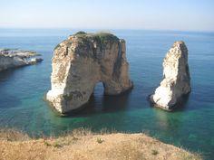 Depois de tantas agressões.... BEIRUTE... LIBANO... Linda e tantas coisas para conhecer!