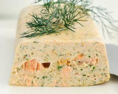 Terrine de saumon légère