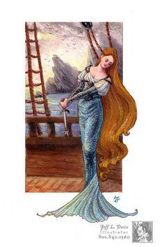 The Little Mermaid by Jeff Davis