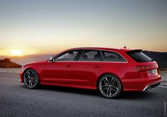 The correct choice for the family RS6 2014