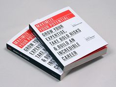 Maximize Your Potential, the Latest Book from 99U, Is Now On Sale!