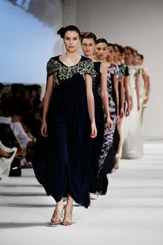 Muscat Fashion Week Review | Style.com/Arabia