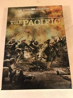 The Pacific (DVD,6-Disc Set) James Dale, Joe Mazzello, Jon Seda HBO mini series