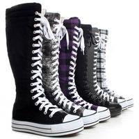 i love knee high converse!!