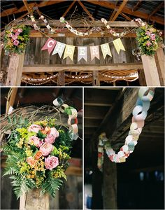 wedding decor ideas - not this necessarily but, what are your thoughts on cute details so far?