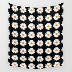 The Jack (or Jill) of all trades. Wall tapestries truly can do it all. Lightweight to hang on the wall, durable to use as a tablecloth and vivid colors make it an eye-catching picnic blanket. Available in three sizes.  - Every product is made just for you - 100% lightweight polyester with hand-sewn finishes - Suitable for indoor and outdoor use - Machine wash cold on gentle cycle, tumble dry low - Iron, only on reverse white side - Hang with thum...