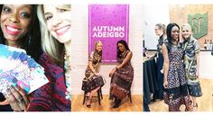 The Branding Team: Autumn Adeigbo and Margeaux Parkhouse