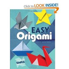 32 projects for novice origami hobbyists ($4)