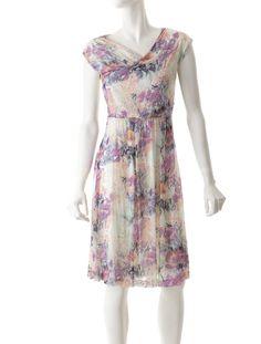 Etro floral dress :}