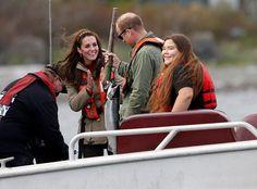 Duchess Catherine and Prince William visit Haida Gwaii, British Columbia