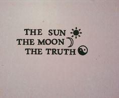 black, dark, love, moon, sun, teen wolf, the, the moon, the sun, the truth, truth, white, ninjans