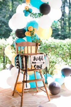 Services – Scarlett Events Wild One Birthday Party Boys First Birthday Party Ideas, Wild One Birthday Party, Birthday Themes For Boys, First Birthday Decorations, Baby Boy First Birthday, First Birthday Gifts, First Birthday Invitations, Boy Birthday Parties, First Birthdays