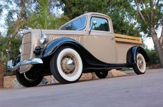 Ford : Other Pickups truck 1936 Ford Pickup truck - http://www.legendaryfinds.com/ford-other-pickups-truck-1936-ford-pickup-truck/