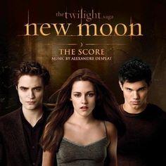 BSO La saga crepúsculo: Luna nueva (The score)