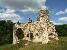 castle ruins - Поиск в Google
