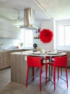 Кухня в стиле контемпорари: 40 идей | IVOREE