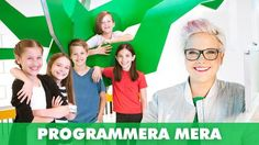 Programmera mera Programming For Kids, Family Guy, Coding, Teacher, Play, School, Youtube, Fictional Characters, Professor