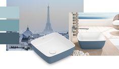 Umywalki ARTIS to stylowa ceramika łazienkowa, o kolorach inspirowanych Paryżem. Seria ta nada każdej łazience niepowtarzalnego stylu i charakteru.