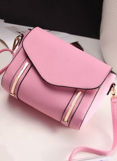 d20c57f721 Shoulder Fashion PU Black Beige Pink Rose Small Bags Shoulder Bags