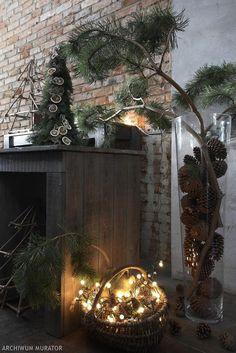 Pomysły na magiczne dekoracje na Boże Narodzenie. ZDJĘCIA - - wymarzonyogrod.pl