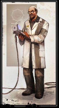 GoW Gears of War 3 concept art Ville Cyberpunk, Rpg Cyberpunk, Character Concept, Character Art, Concept Art, Star Wars Characters, Fantasy Characters, Cthulhu, Rpg Star Wars