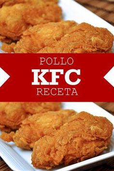 KFC Accidentally Revealed the Top-Secret Recipe for Its Fried Chicken Mexican Food Recipes, My Recipes, Chicken Recipes, Cooking Recipes, Favorite Recipes, Kitchen Recipes, Dessert Recipes, Pollo Frito Kfc, Tapas