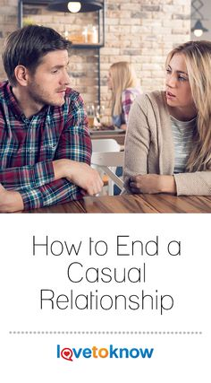 how to move from casual dating to a relationship
