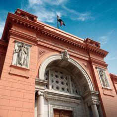 Museum, Cairo - Egypt