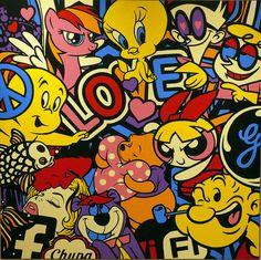 Speedy Graphito - Love   par Thethe35400
