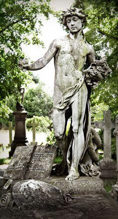 The London Dead: Barbe Maria Theresa Sangiorgi (1834-1893), Brompton Cemetery
