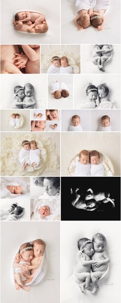Newborn photographer with a pure, simple and natural style. Also offering maternity, family and baby photography in the Burlington, Oakville, Waterdown and Hamilton area. Newborn Twin Photos, Foto Newborn, Newborn Twins, Twin Babies, Newborn Session, Baby Twins, Newborns, Twin Girls Photography, Newborn Photography Poses