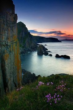 Kinnego bay, Donegal, Ireland