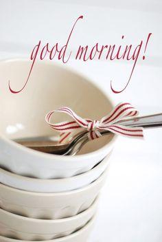 Good Morning My Friends :-)