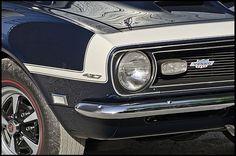 1968 Yenko Super Camaro 427 (on eBay Motors)