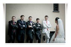 bride choosing