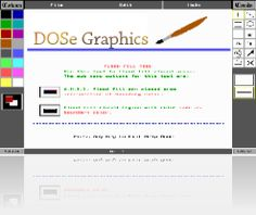 Paint for DOS (2007)