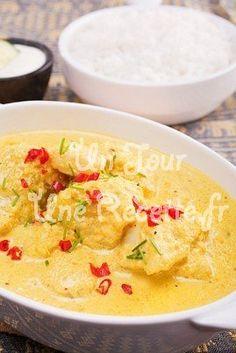 Photo de la recette Poisson au curry