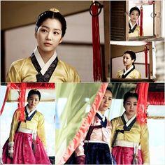 First Stills of Lee Yoo Bi (Park Kyung Jo) - Seung Gi (Choi Kang Chi) First Love