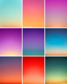 Sunset Photography by Eric Cahan. #coloreveryday