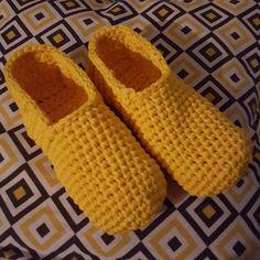#crocheslippers #virkatuttossut #ontelokude