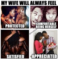 This should be always the number one thing for men to do to make your girl or wife's happy to keep them happy!
