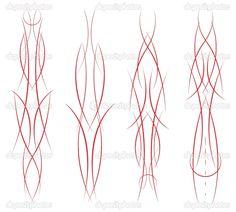 Cool pinstripe designs                                                                                                                                                                                 More