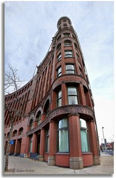 Spokesman Review newspaper building; a grand old building, Spokane WA | Flickr - Photo Sharing!